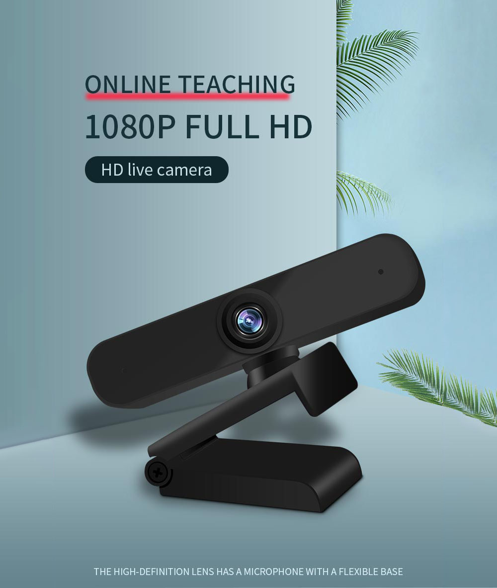 USB Camera Webcam - Black
