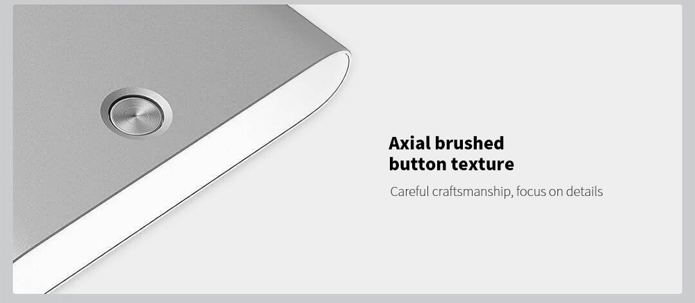 MIIIW MWCH01 Business Card Stock Box Axial brushed button texture