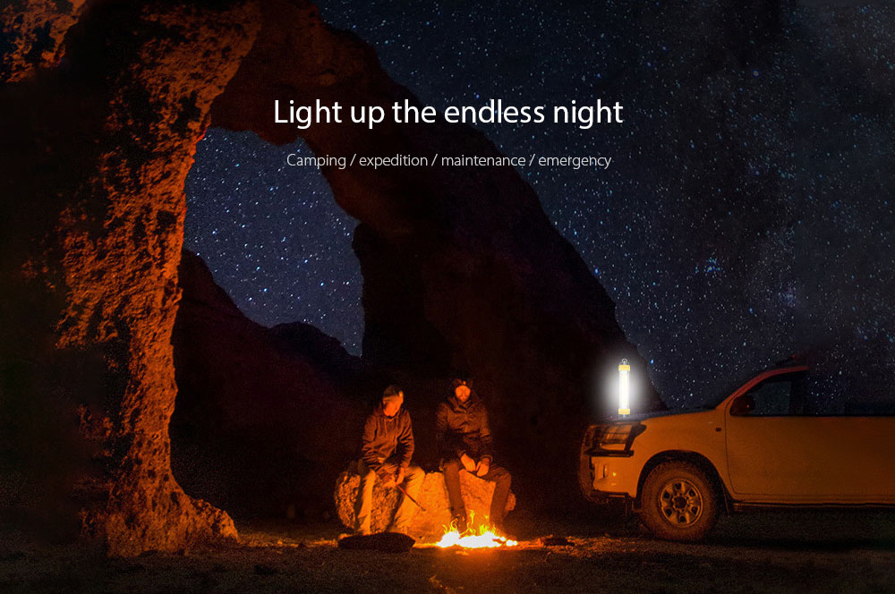 LED Camping Light Light up the endless night