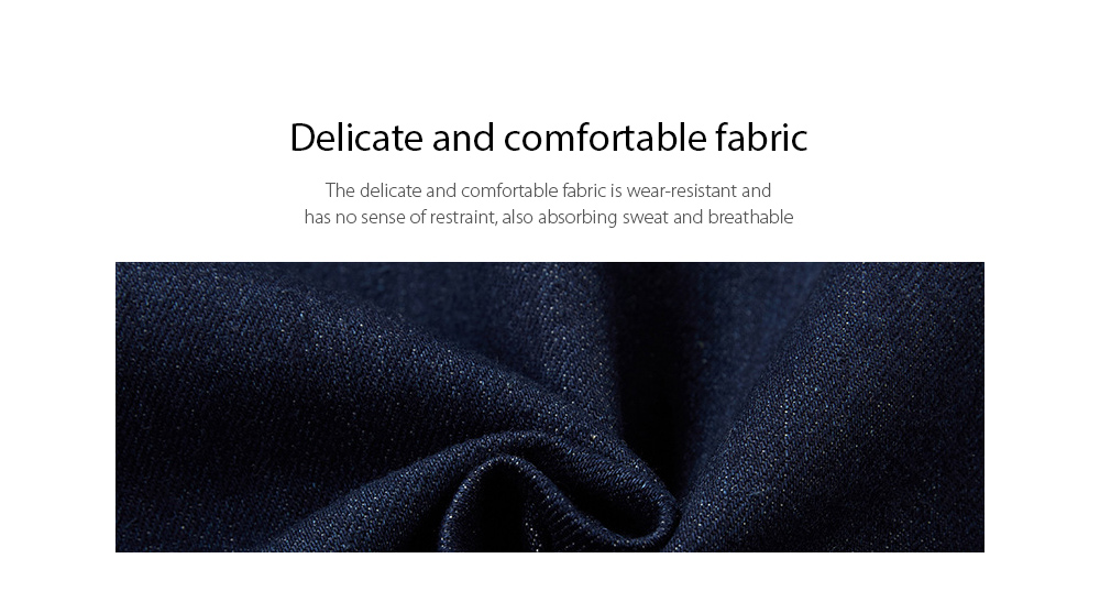 Delicate and comfortable fabric