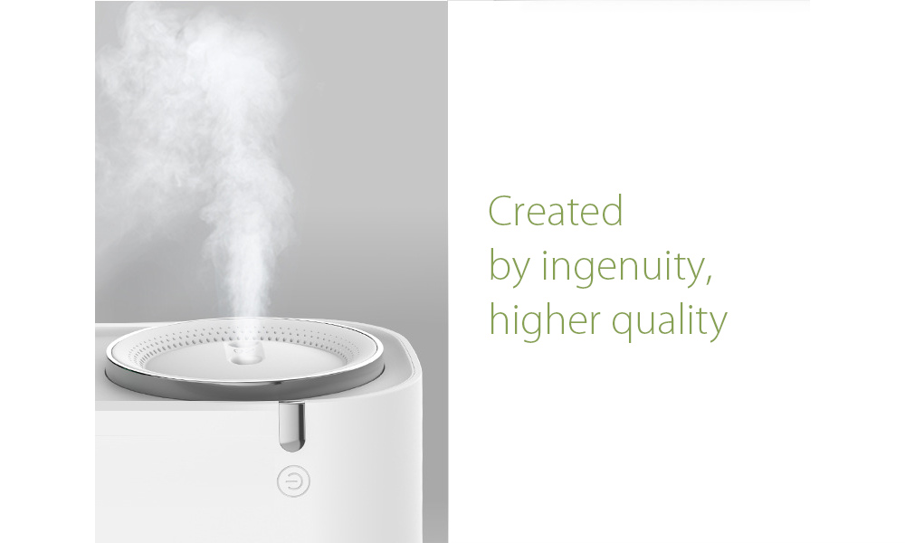M202+ Negative Ion Double Ports Humidifier details