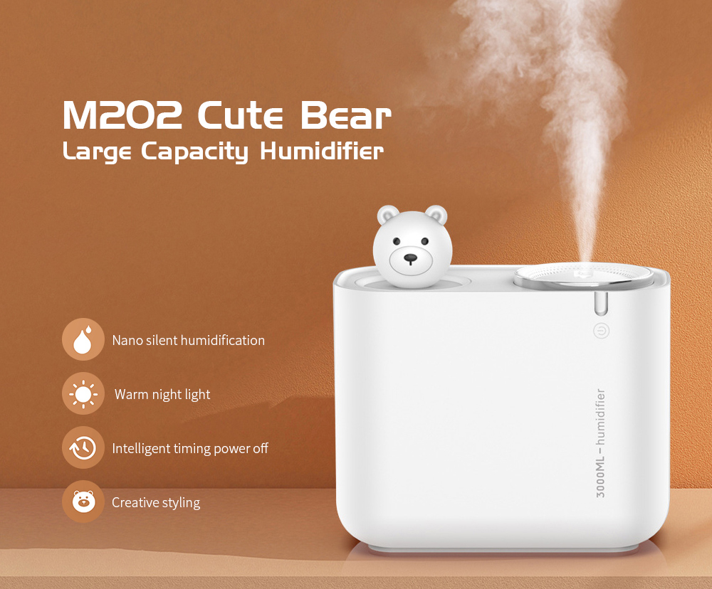 M202 Negative Ion Double Ports Humidifier