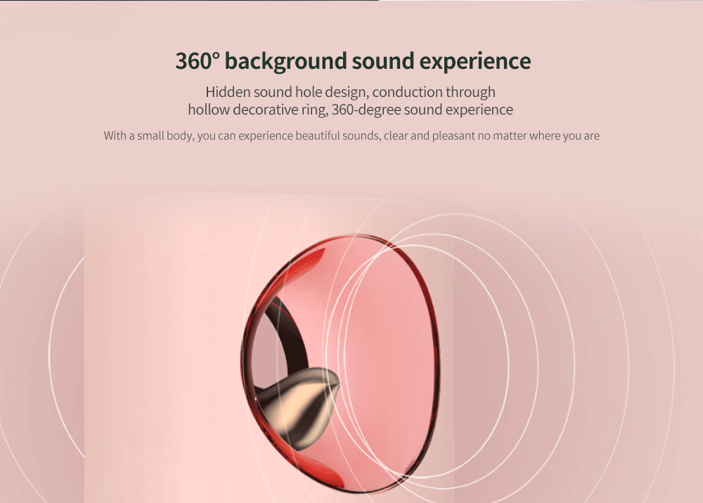 LED Music Humidifier 360° background sound experience