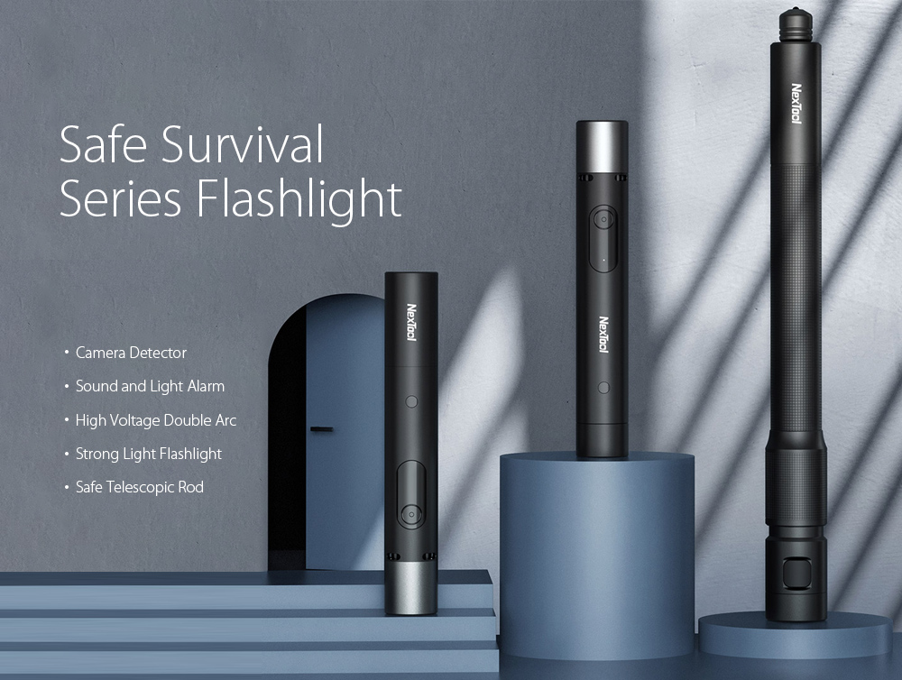 Flashlight Safe Survival Glare
