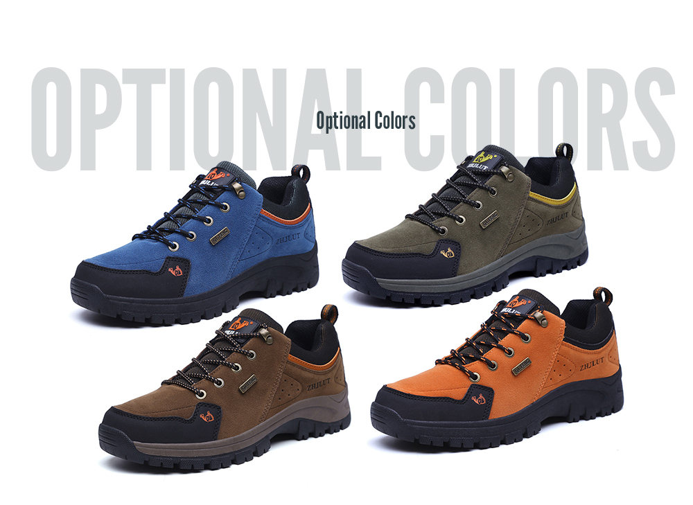 Autumn And Winter Outdoor Climbing Shoes Colors
