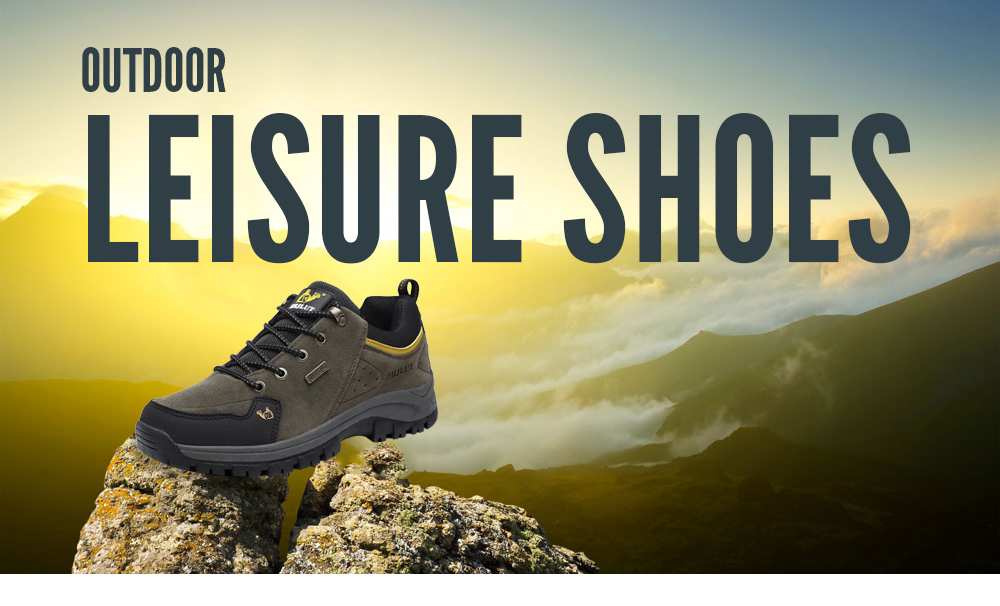Autumn And Winter Outdoor Climbing Shoes