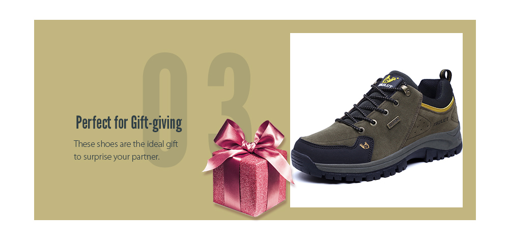 Autumn And Winter Outdoor Climbing Shoes Gift