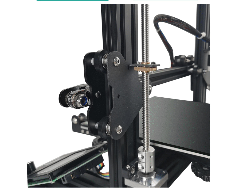 Creality Dual Z-Axis Upgrade Kit for Ender-3 / Ender-3 Pro - Multi-A