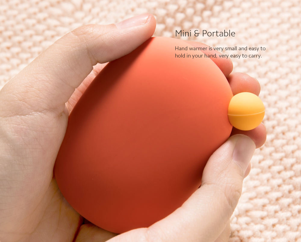 Mini Hand Warmer Portable Size
