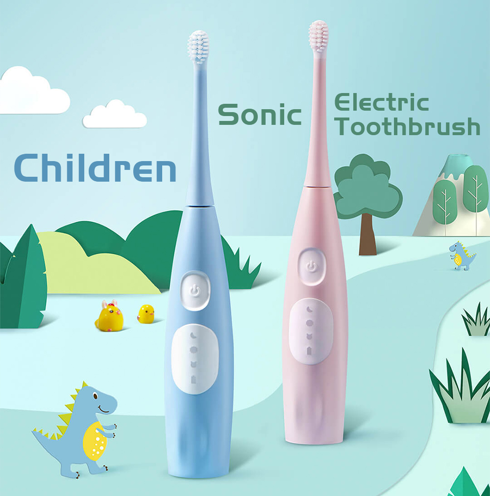 Children Sonic Electric Toothbrush from Youpin