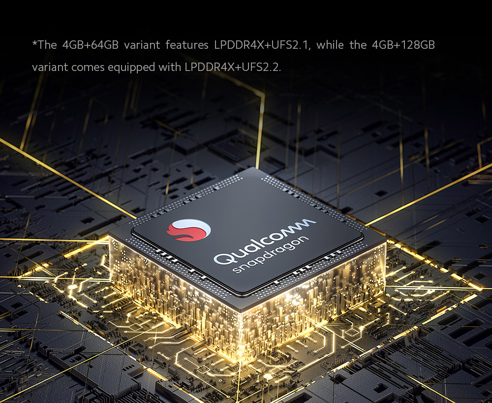 Xiaomi Poco M3 4G Smart Phone CPU