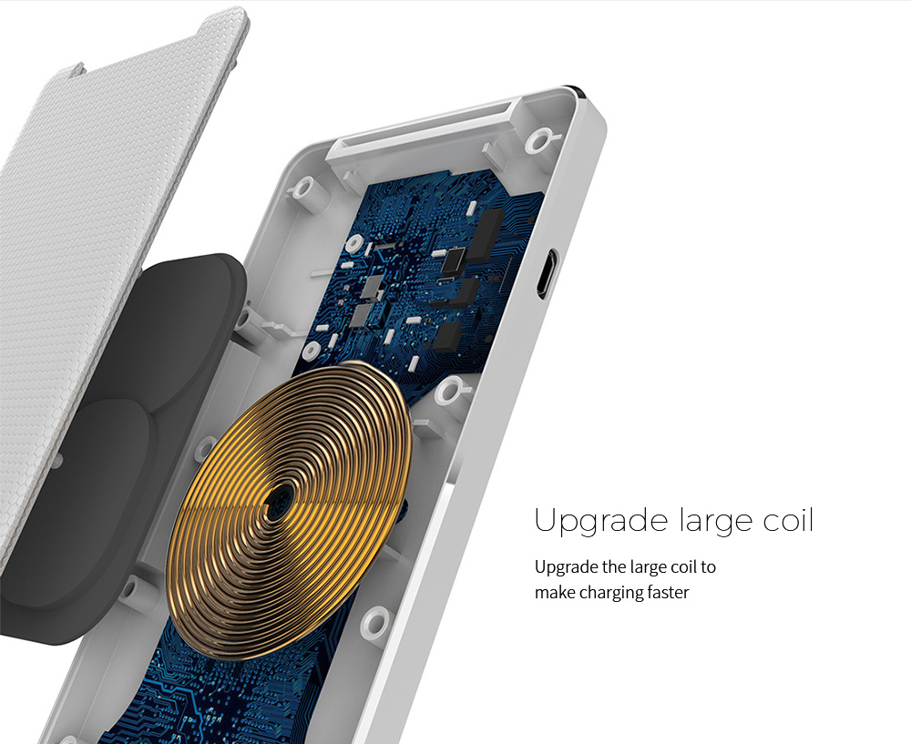 Y8 Wireless Charger Upgrade large coil