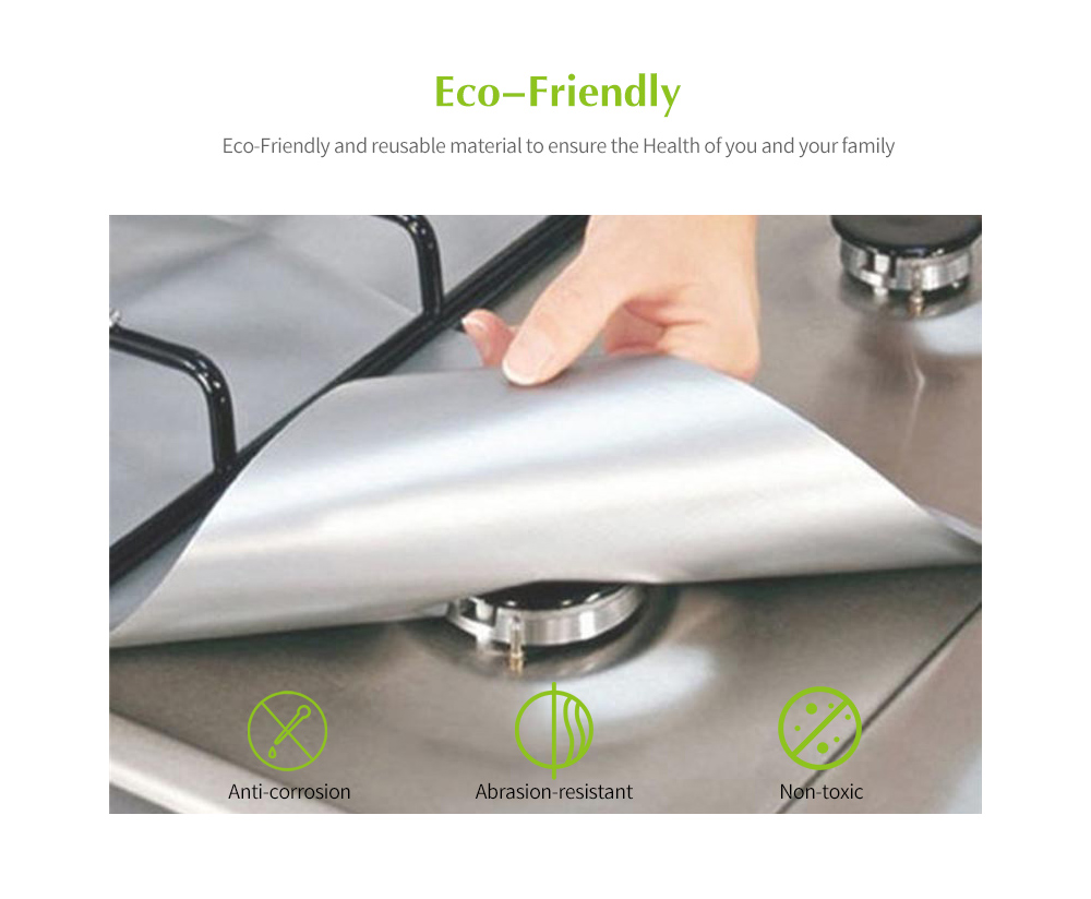 Gas Stove Oven High Temperature Protection Pad Material