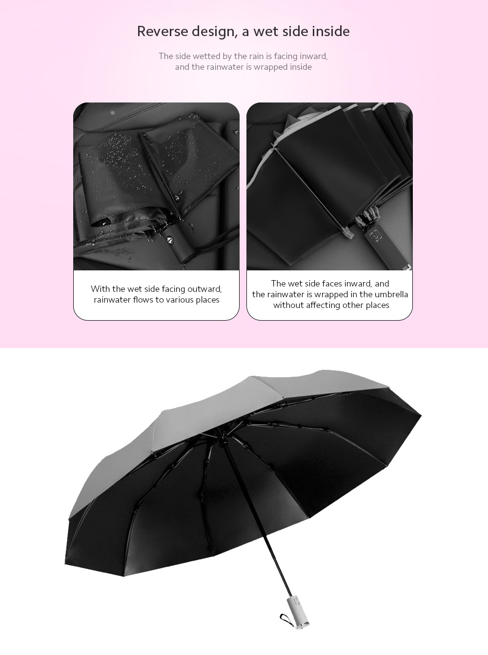 Umbrella Reverse design