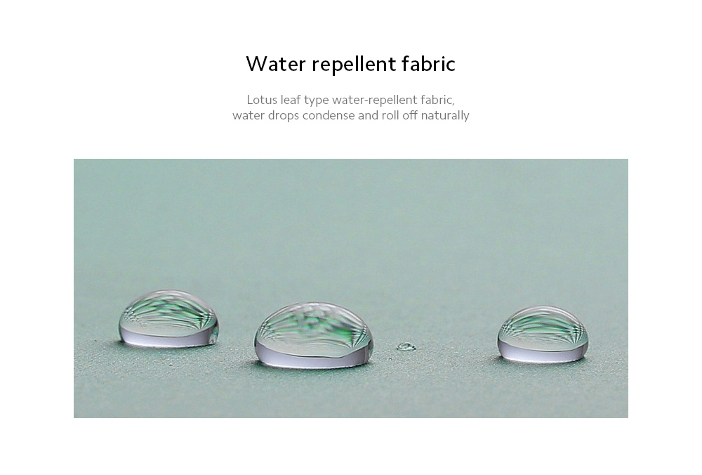 Umbrella Water repellent fabric