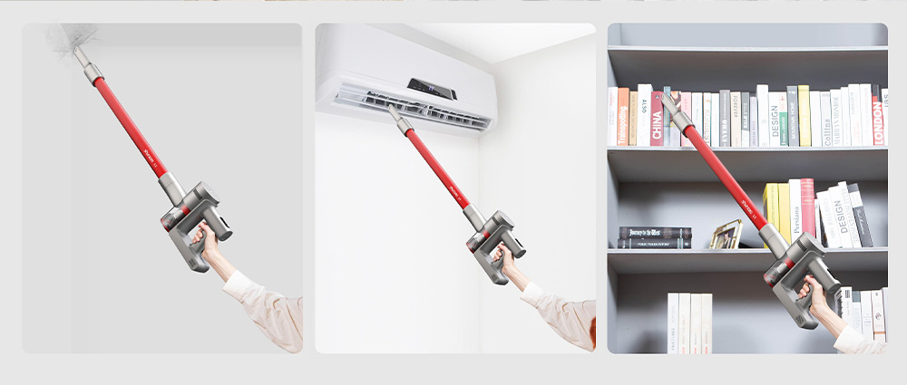Shun Zao L1 Vacuum Cleaner Calmly deal with high places cleaning