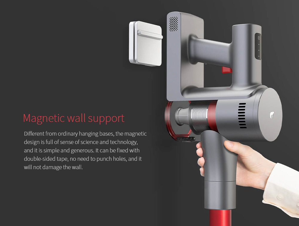 Shun Zao L1 Vacuum Cleaner Magnetic wall support