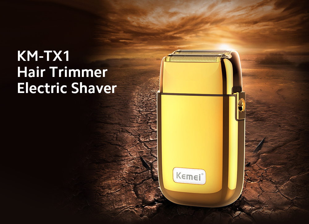 KM-TX1 Hair Trimmer Electric Shaver