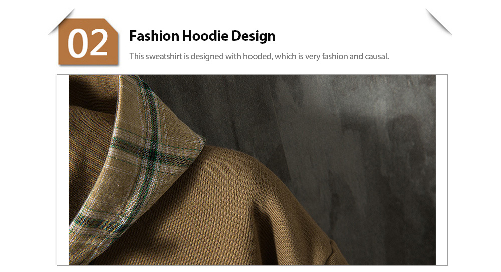 Hooded Large Size Loose Sweater Hoodie