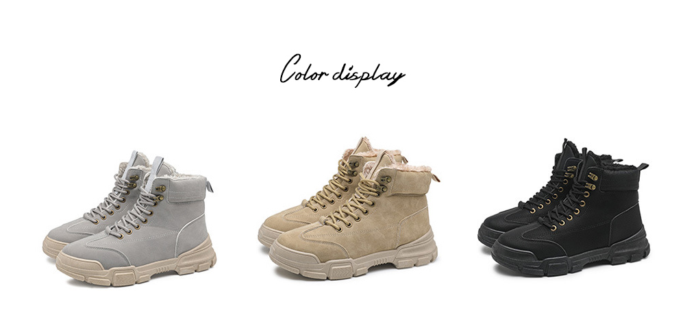 Retro Style Men's Tooling Boots color