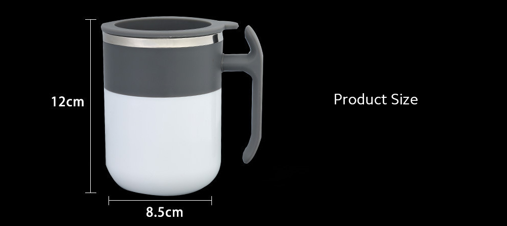 Temperature Difference Automatic Mixing Cup size