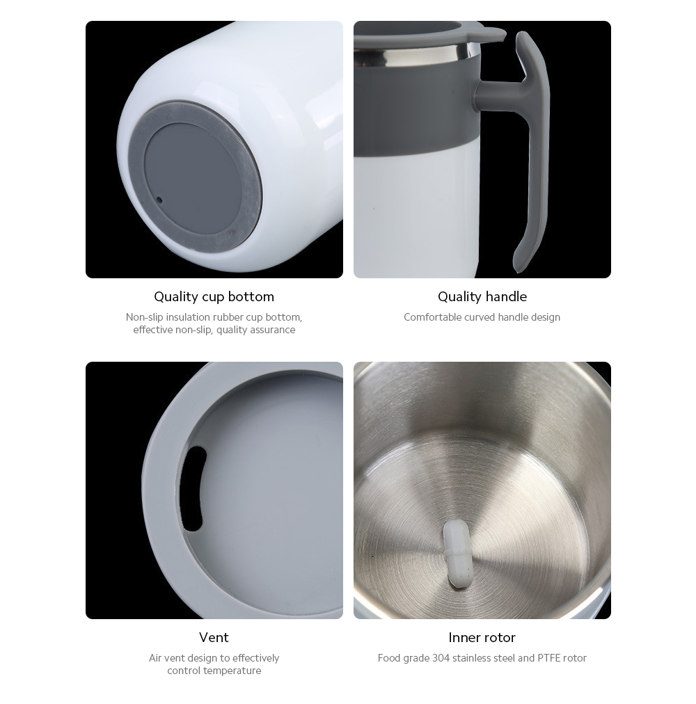 Temperature Difference Automatic Mixing Cup details