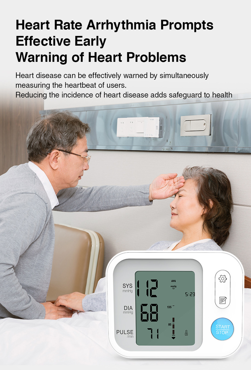 BPW2 Blood Pressure - White