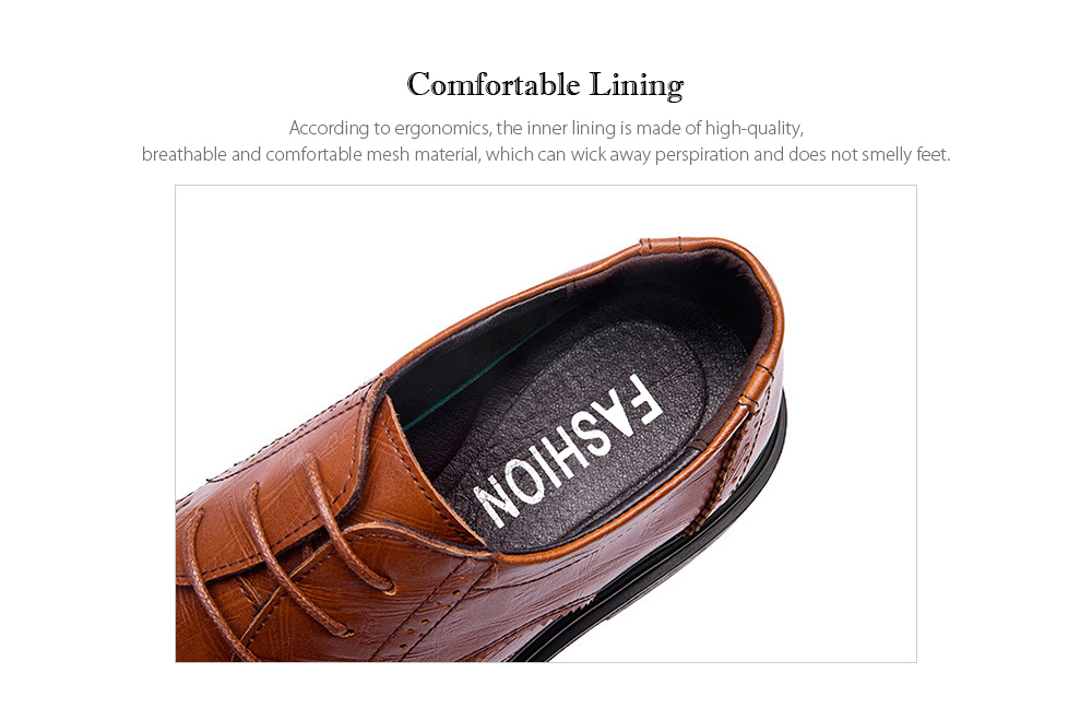 Young Men's Shoes Lining