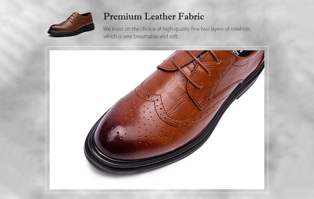 Young Men's Shoes Fabric