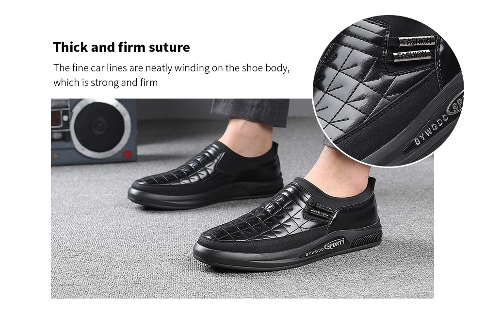 SYXZ 465 Flat Shoes Thick and firm suture