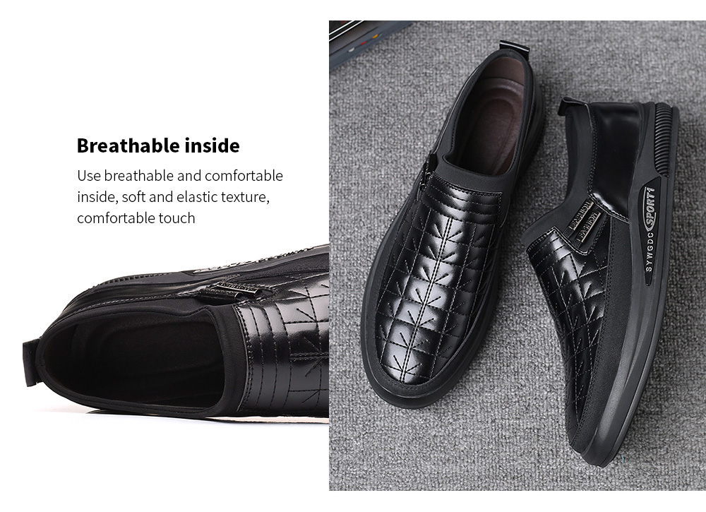 SYXZ 465 Flat Shoes Breathable inside