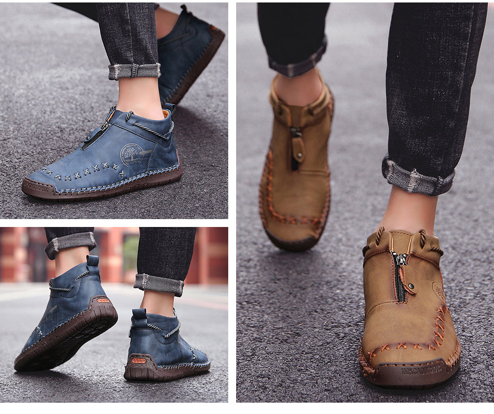 Winter Casual Men's Shoes