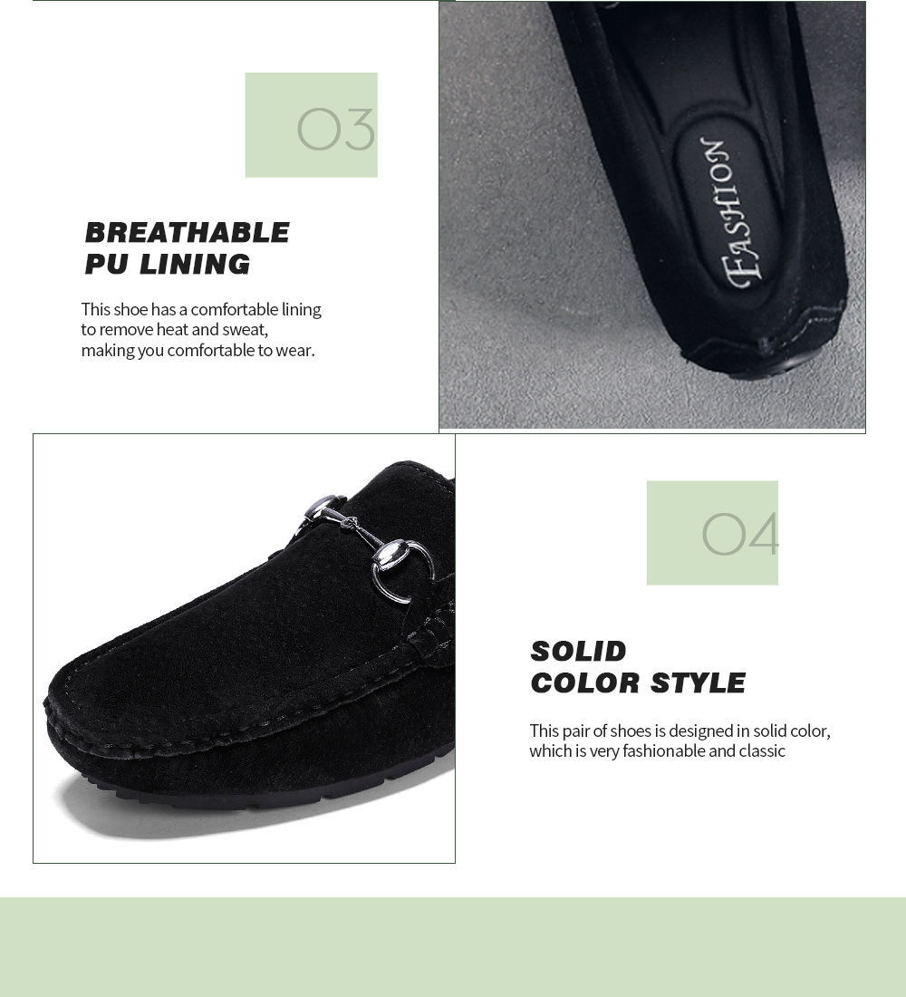 Two-layer Pigskin Men's Shoes Sole