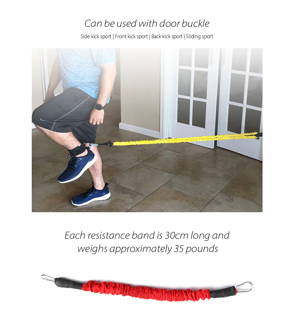 Taekwondo Kick Training Pull Rope Can be used with door buckle