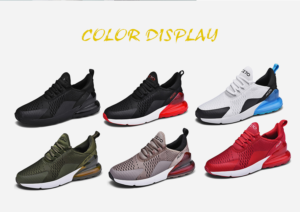 IZZUMI Fashion Trend Men Sneaker Casual Sports Shoes Colors