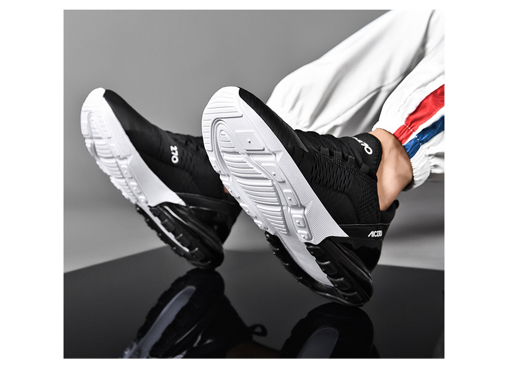 IZZUMI Fashion Trend Men Sneaker Casual Sports Shoes