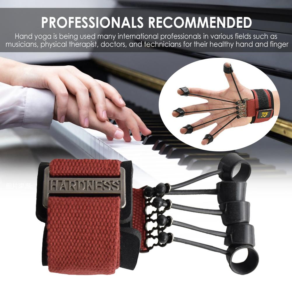 Finger Gripper Strength Trainer Hand Yoga Professionals recommended