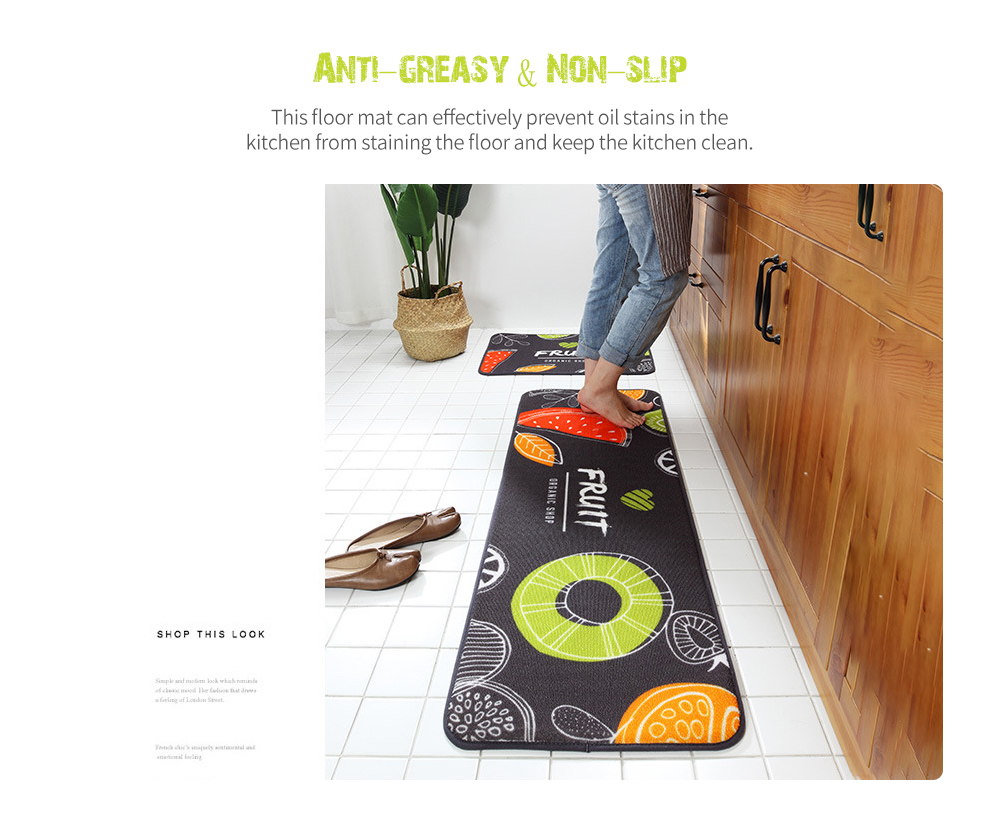 Kitchen Floor Mat Non-slip