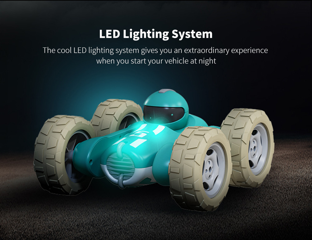 Double-sided Roll-up Car, Remote Control Car Light