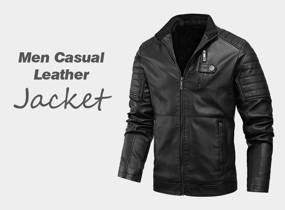 Autumn and Winter Leather Jackets