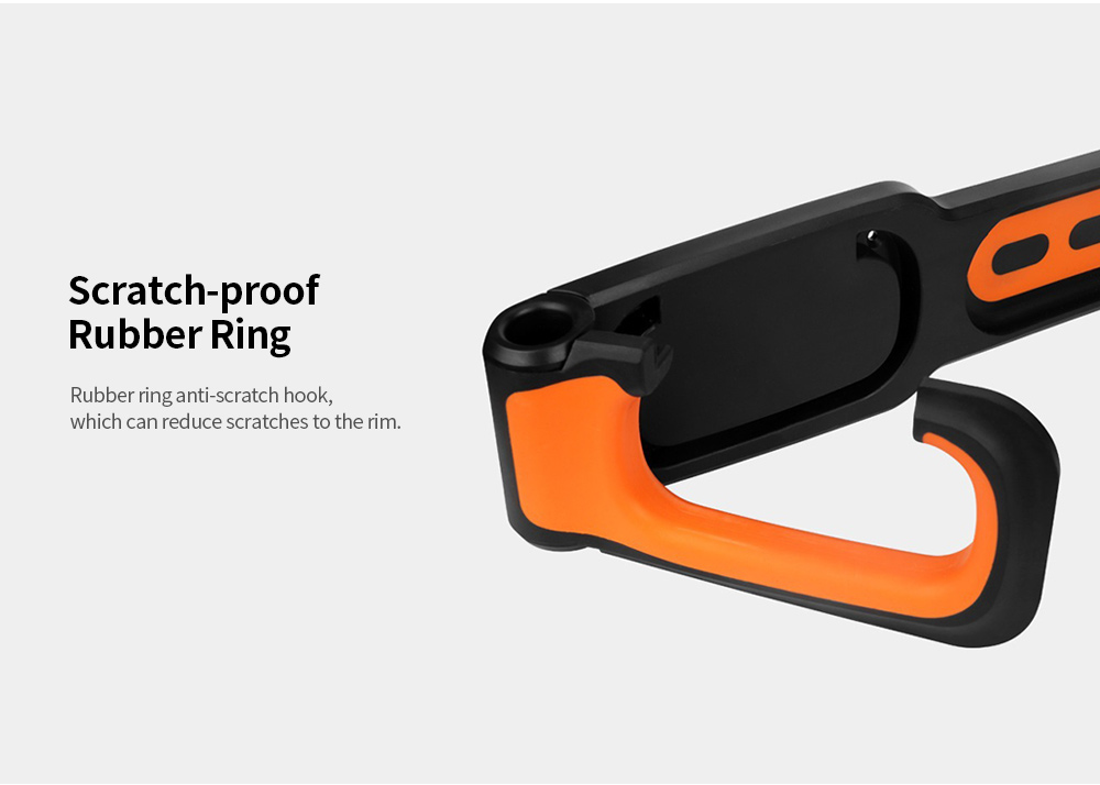 Bicycle Wall Hook Wall-mounted Rack Anti-scratch