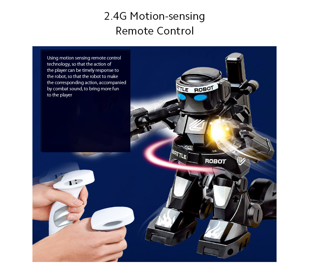 2.4G Sports Remote Control Boxing Robot 2.4G Remote Control Robot