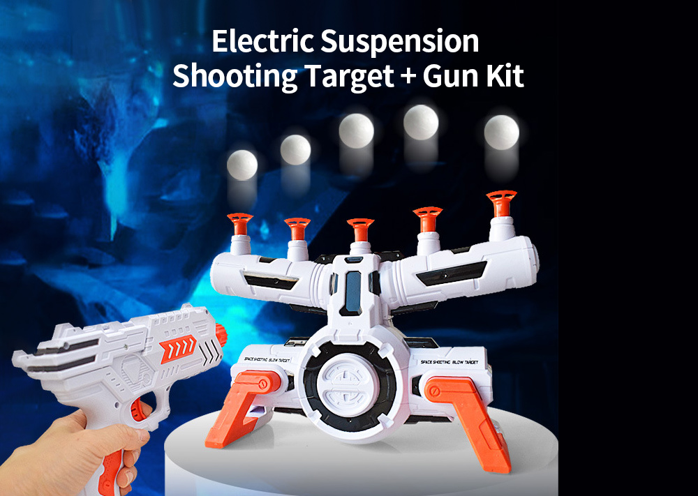 Toy Electric Suspension Shooting Target