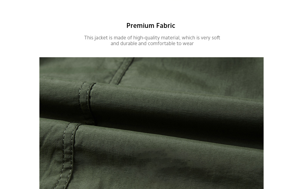 Autumn And Winter Men's Plush Coat Fabric