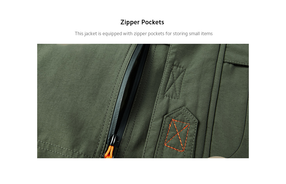 Autumn And Winter Men's Plush Coat Pockets