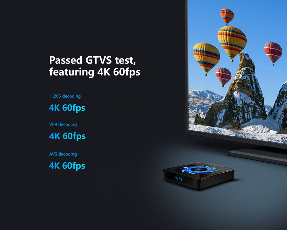 X96 X96Q MAX Android 10.0 4K HDR Smart TV Box Allwinner H616 ARM MALI-G31 MP2 GPU 4GB 32GB 2.4G 5G WiFi Bluetooth 4K Media Player Android TV Box - Black 4GB+32GB   US Plug