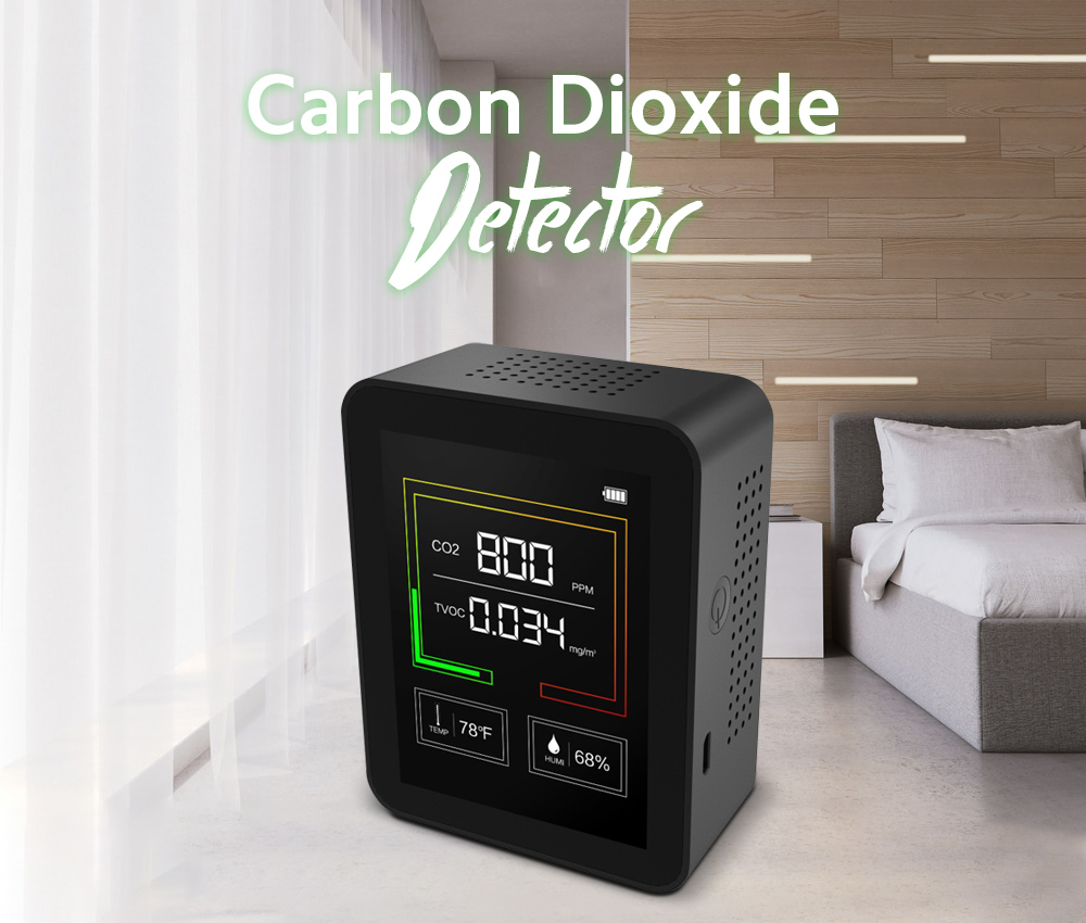 ZN-2CO2B Carbon Dioxide Detector