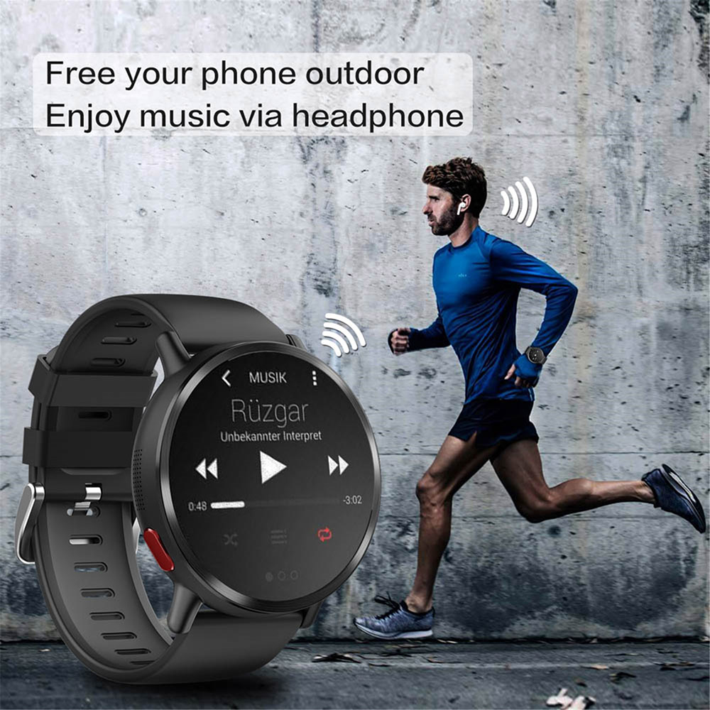 DM-19 Smart Watch Phone - Black
