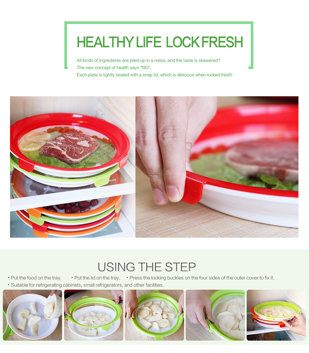 Clever Tray using steps