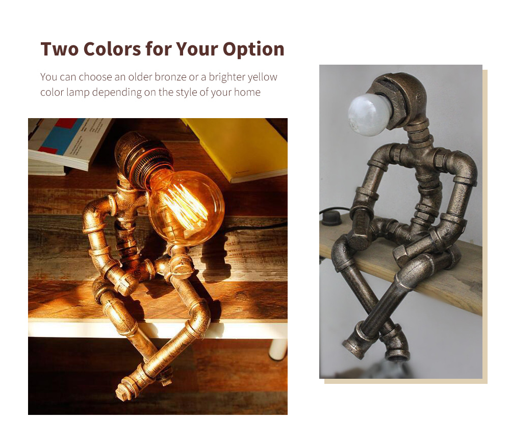 Two Colors for Your Option